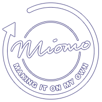 Miomo – Making It On My Own Logo